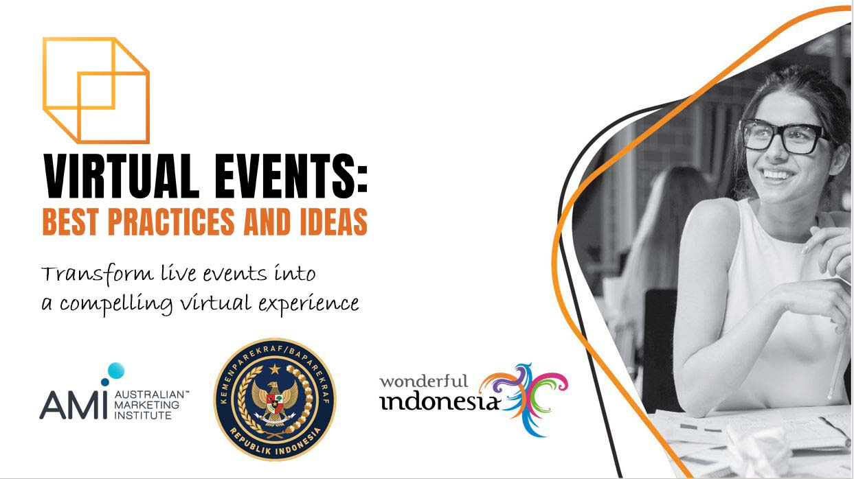 Virtual Events Best Practices and Ideas Course 1