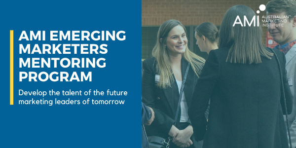 2020 AMI Emerging Marketers Mentoring Program – Mentees